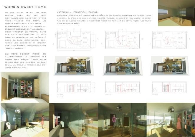 WORK & SWEET HOME