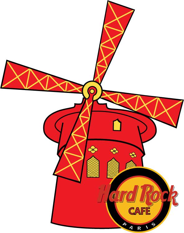 Hard Rock Cafe Moulin Rouge
